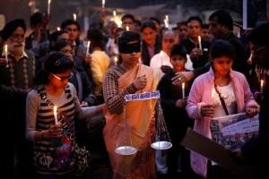Delhi Gang Rape Vigil