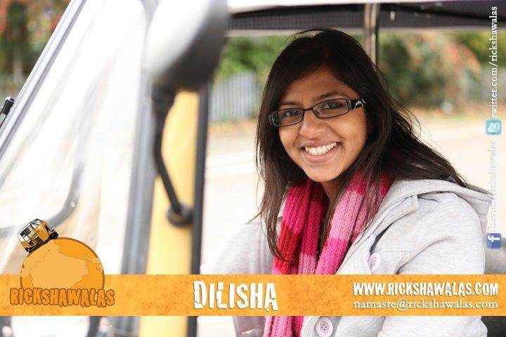 Dilisha Patel